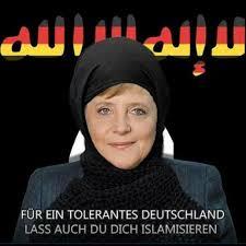 Merkel will islamisches Deutschland
