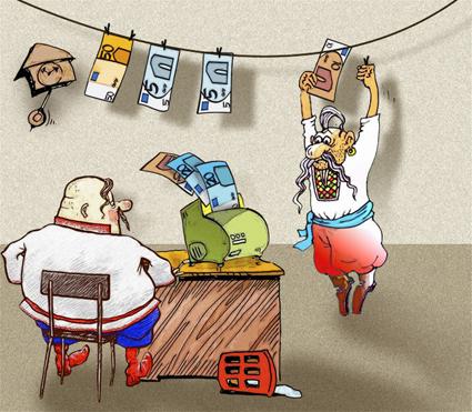 Geldfälscher
