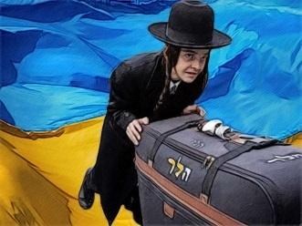 Juden fliehen