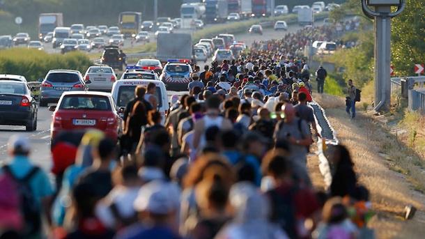 Flüchlinge in Europa