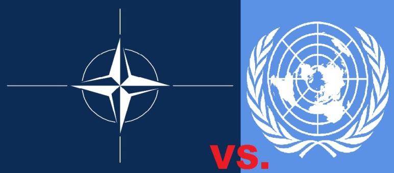 NATO vs UN